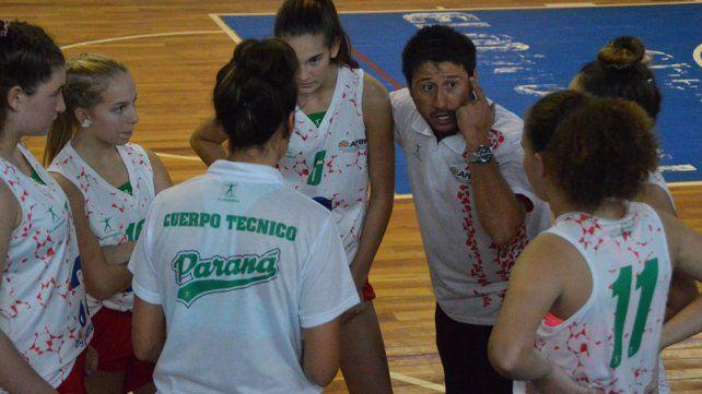 En Paraná comenzará el campeonato entrerriano de básquet femenino U17 y U13