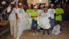 Trabajo digno. Un Sueño Cartonero es una de las cooperativas de recuperadores de Paraná.