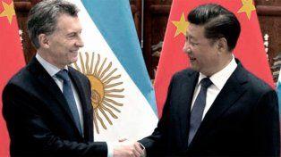 Argentina firma con China una serie de acuerdos de cooperación por 15.000 millones de dólares