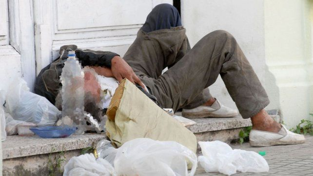 Piden contención y solución para personas que viven en la calle