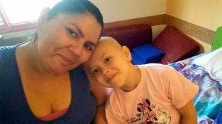 Ya está, ya pasó, las palabras de la mamá de Antonella tras el trasplante de médula