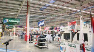 Se demoró la apertura de un hipermercado en Paraná por el ciberataque mundial