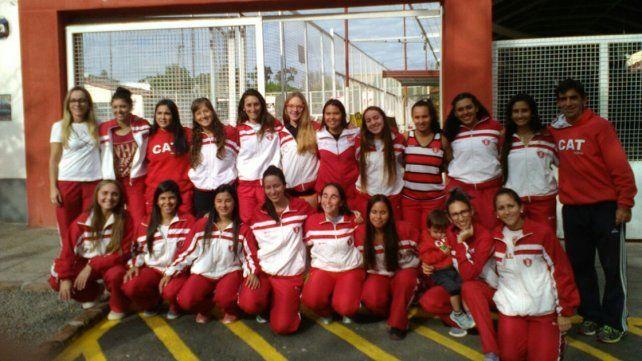 Las chicas harán su debut este jueves ante Somisa de Buenos Aires.