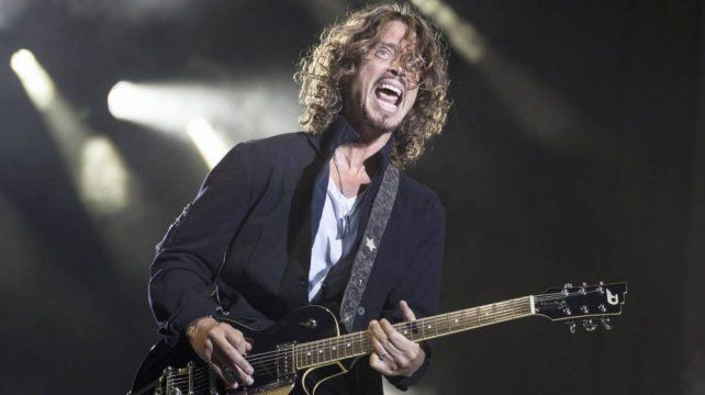 Murió Chris Cornell, vocalista de Soundgarden y Audioslave