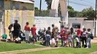 Los abusos se habrían producido durante las visitas de la niña y su madre al pabellón 16.