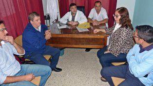 Funcionará una oficina de Anses en el hospital San Roque