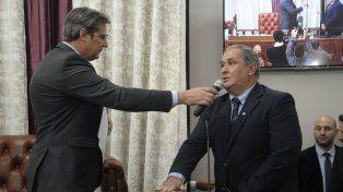 Jury a Rossi: Juraron los legisladores que deberán definir las recusaciones