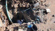 un corte en el servicio de agua potable afecta al sudeste de parana