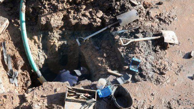 Un corte en el servicio de agua potable afecta al sudeste de Paraná