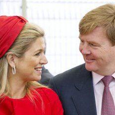 El rey Willem Alexander accedió al trono de Holanda en 2013.