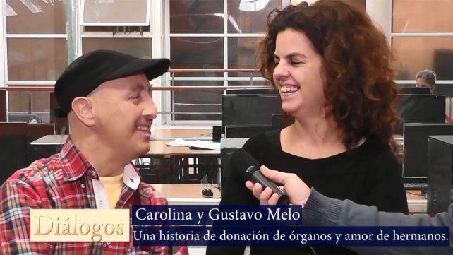 Una donación de órganos que le cambia la vida al que da y al que recibe