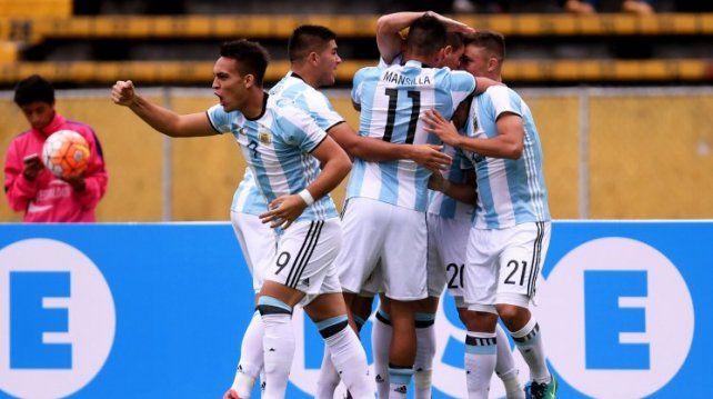 Argentina inicia su camino en el Mundial Sub 20 ante Inglaterra