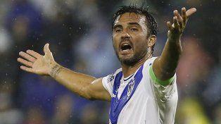 Cubero recibió un llamado de Maradona
