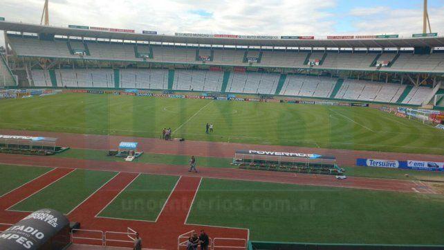 El estadio Mario Alberto Kempes será sede de la final de la Copa Superliga