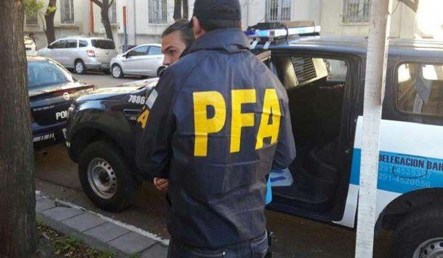 Un jugador del Federal B fue detenido por un grave delito