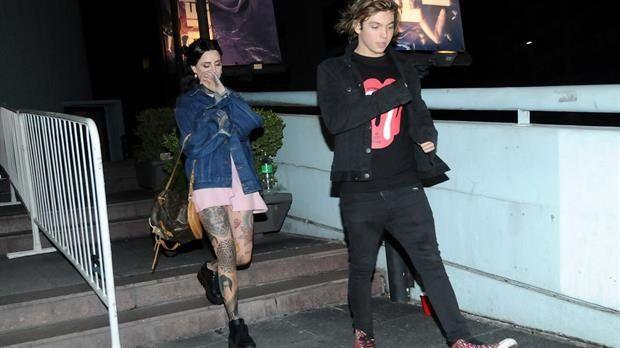 Cande Tinelli y su nuevo novio se mostraron juntos en la noche porteña