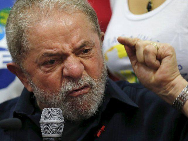 Lula pidió la renuncia de Temer y el llamado a elecciones