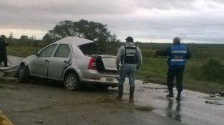 Accidente en Ruta 12: El estado de los heridos trasladados al hospital Centenario