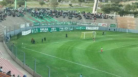 Paraná perdió 2 a 1 con Estudiantes en San Luis y el descenso está muy cerca