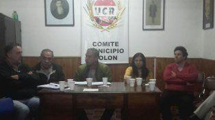 La UCR criticó a la Provincia por su dependencia de la Nación
