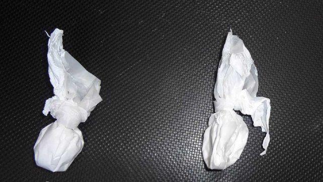 La confesión. El muchacho pidió auxilio y dejó la droga. Foto ilustrativa. Internet.