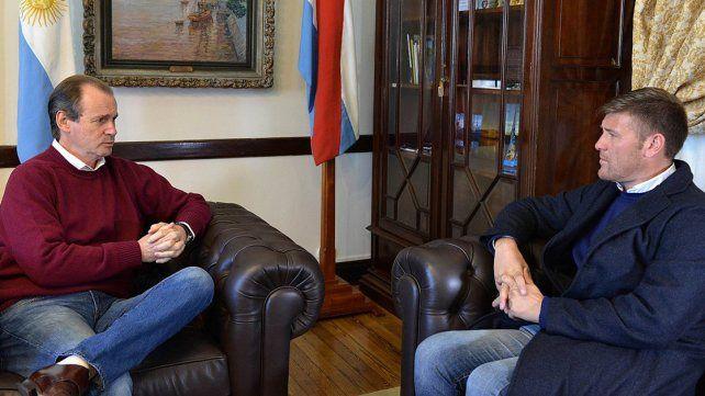 Forestello propuso a Bértoli como gobernador de Entre Ríos