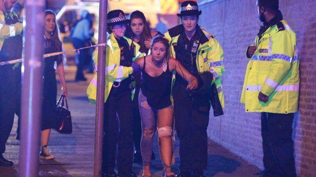 Atentado en Manchester: confirman 22 muertos y al menos 59 heridos