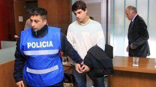 Preso. Desde 2016 Laporta cumple la pena en la cárcel.