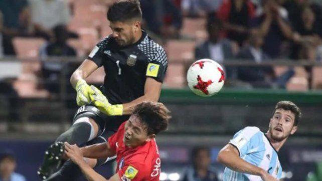 Argentina cayó ante Corea del Sur y quedó cerca de la eliminación