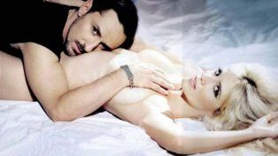 Griselda Siciliani se fotografió totalmente desnuda