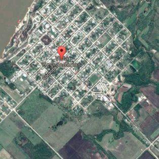 Villa Hernandarias es una pequeña población de Paraná Campaña con unos 5.700 habitantes.