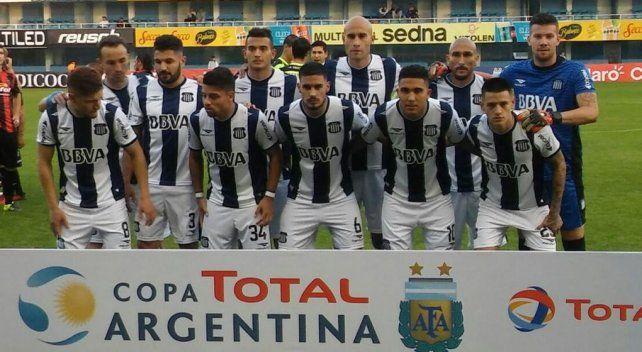Talleres se metió en la siguiente instancia y jugará ante Gimnasia de Mendoza