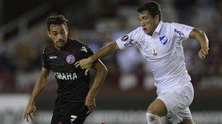 Lanús ganó en Uruguay y piensa en los octavos de la Copa Libertadores