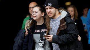 Difundieron las primeras imágenes de Salman Abedi, el terrorista de Manchester