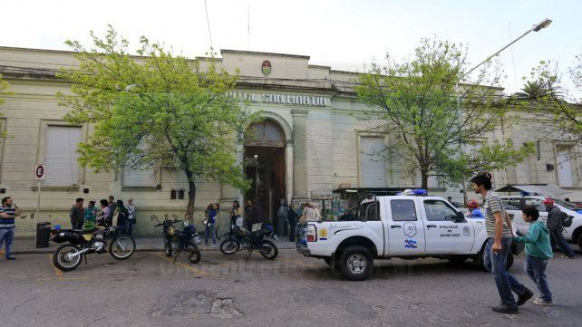 Por seguridad de médicos y pacientes regularán las visitas en el Hospital San Martín