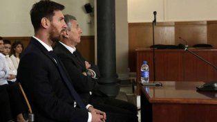 La Justicia española confirmó la condena a 21 meses de prisión a Messi por fraude fiscal