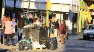 Este jueves no habrá recolección de residuos en Paraná
