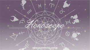 El horóscopo para este jueves 25 de mayo