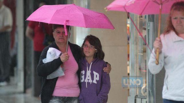 Feriado con lluvia: Este 25 de mayo hay que salir con paraguas