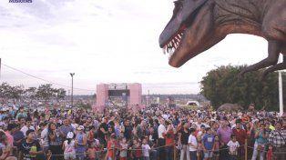Iniciativa. Afirmaron que podrá disfrutarse una de las atracciones centrales: Tierra de Dinos.