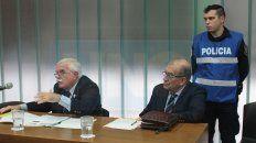 Fundamentos. Barrandeguy y el codefensor Pérez pidieron que se aparte al funcionario judicial.