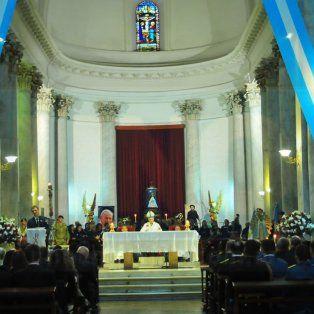 Se realizó el Tedeum por la Revolución de Mayo en la Catedral Metropolitana