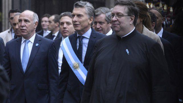 El Arzobispo Mario Poli en el Tedeum: La inequidad genera violencia