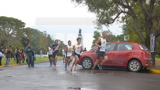 Se corrió una nueva edición de la carrera Antonio de Casas del CAE