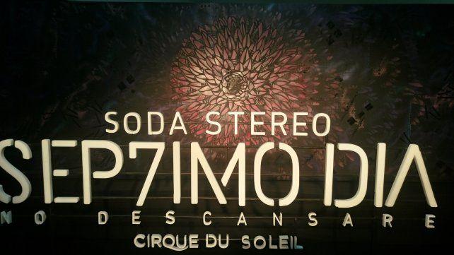 Mirá los videos del Cirque du Soleil ensayando Sép7imo Día con público en Córdoba