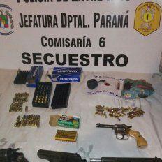 Niños y armas. El armamento que entra y sale del barrio Belgrano y las víctimas son los menores.