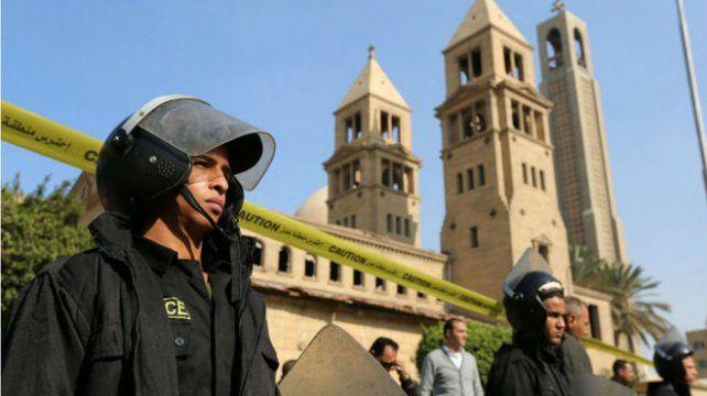 Al menos 26 muertos en un ataque contra cristianos coptos en Egipto