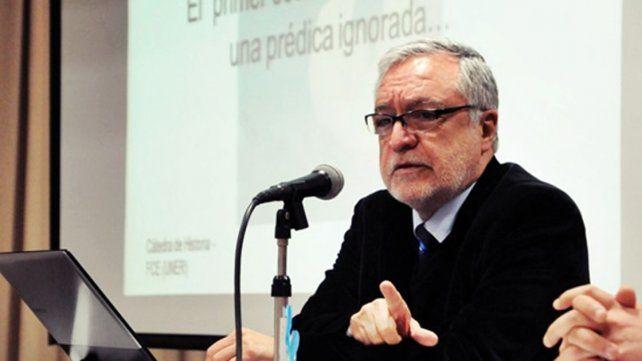 Mario Mathieu, un amigo del debate