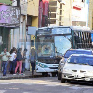 Estas son las principales falencias del servicio de colectivos en Paraná según el Defensor del Pueblo