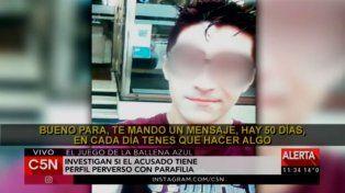 Audio: Un docente instigó a participar del juego suicida a su alumno de 11 años